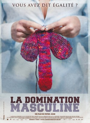 La domination masculine - French Movie Poster (thumbnail)