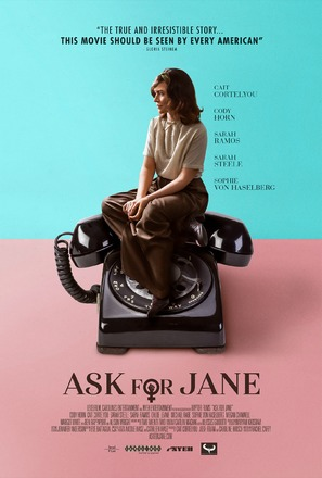 Ask for Jane - Movie Poster (thumbnail)
