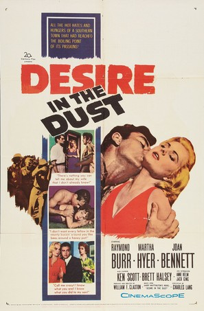 Desire in the Dust - Movie Poster (thumbnail)