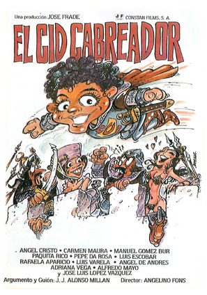 El Cid cabreador