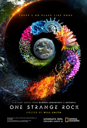 """One Strange Rock"" - Movie Poster (thumbnail)"