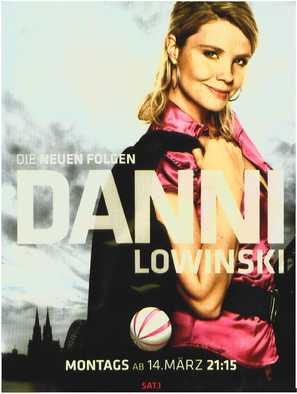 """Danni Lowinski"" - German Movie Poster (thumbnail)"