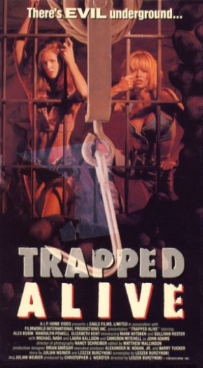 Trapped Alive - Movie Cover (thumbnail)