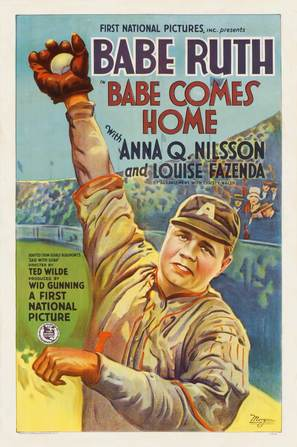 Babe Comes Home - Movie Poster (thumbnail)