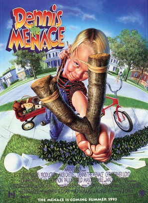 Dennis the Menace - Movie Poster (thumbnail)