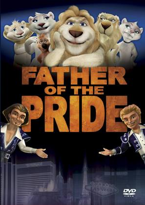 """""""Father of the Pride"""" - DVD movie cover (thumbnail)"""
