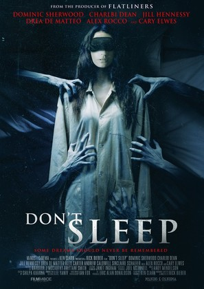 Don't Sleep - Movie Poster (thumbnail)