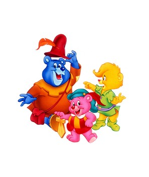 """The Gummi Bears"" - Key art (thumbnail)"