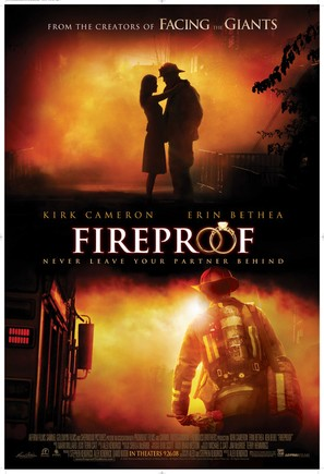 Fireproof - Movie Poster (thumbnail)