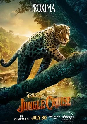 Jungle Cruise - British Movie Poster (thumbnail)