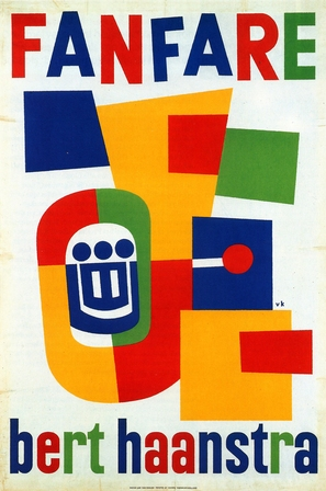 Fanfare - Dutch Movie Poster (thumbnail)