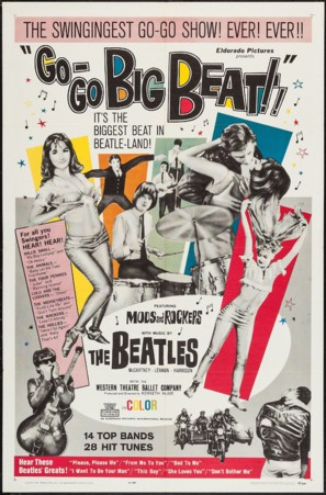 Go-Go Bigbeat - Movie Poster (thumbnail)