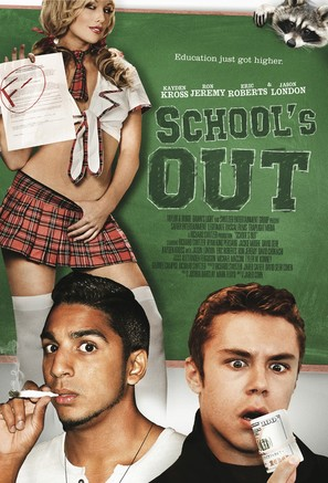 School's Out - Movie Poster (thumbnail)