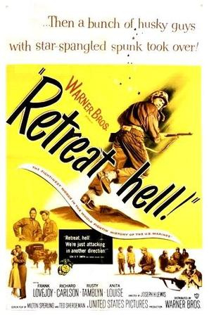 Retreat, Hell! - Movie Poster (thumbnail)