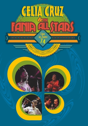 Celia Cruz and the Fania Allstars in Africa - Movie Cover (thumbnail)