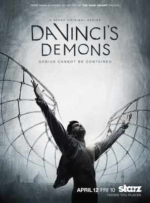 """Da Vinci's Demons"" - Movie Poster (thumbnail)"