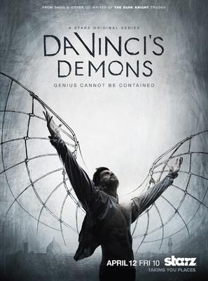 """Da Vinci's Demons"" - Movie Poster (thumbnail)"
