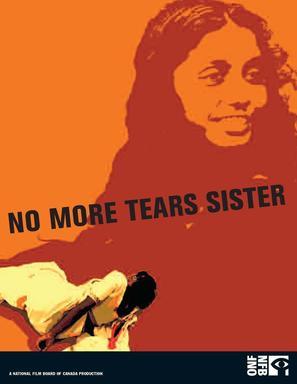 No More Tears Sister - German poster (thumbnail)