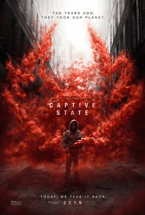 Captive State - Movie Poster (thumbnail)
