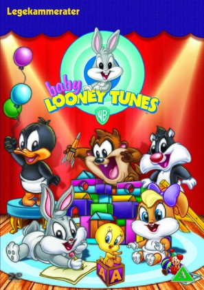 """Baby Looney Tunes"" - Danish DVD movie cover (thumbnail)"