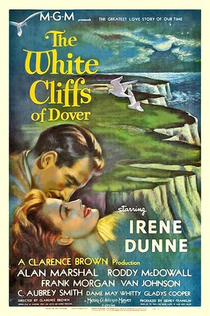 The White Cliffs of Dover - Movie Poster (thumbnail)