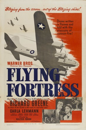 Flying Fortress - Movie Poster (thumbnail)