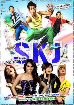 SKJ: Seleb kota jogja - Indonesian Movie Poster (thumbnail)