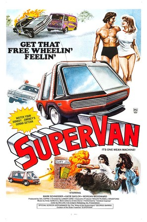 Supervan - Movie Poster (thumbnail)