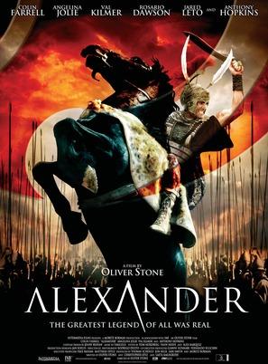 Alexander - Danish Movie Poster (thumbnail)