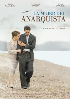 The Anarchist's Wife - Spanish Movie Poster (thumbnail)