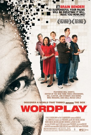 Wordplay - Theatrical poster (thumbnail)