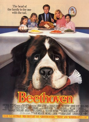 Beethoven - Movie Poster (thumbnail)