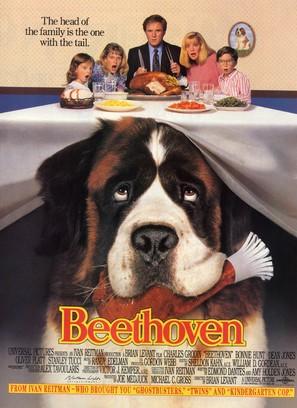 Beethoven - Movie Poster (thumbnail)