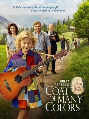 Dolly Parton's Coat of Many Colors - Movie Poster (thumbnail)