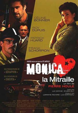 Monica la mitraille
