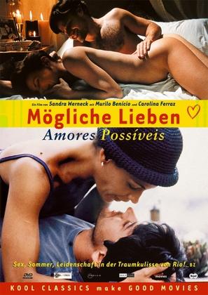 Amores Possíveis - German poster (thumbnail)