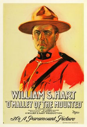 O'Malley of the Mounted - Movie Poster (thumbnail)