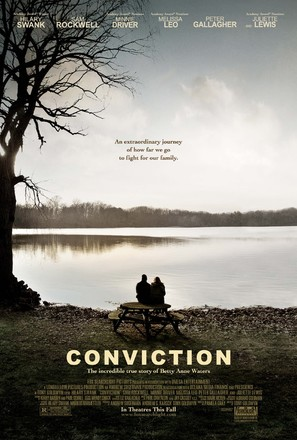 Conviction - Movie Poster (thumbnail)