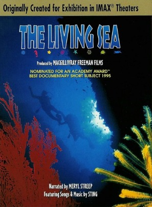 The Living Sea - Movie Poster (thumbnail)