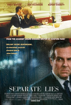 Separate Lies - Movie Poster (thumbnail)