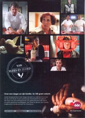 """""""Van Vlees en Bloed"""" - Belgian Movie Poster (thumbnail)"""