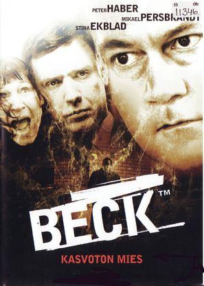 """""""Beck"""" Mannen utan ansikte - Finnish poster (thumbnail)"""