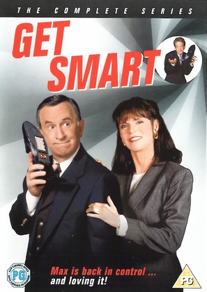 """""""Get Smart"""" - British Movie Cover (thumbnail)"""