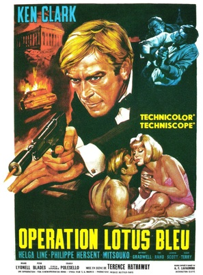 Agente 077 missione Bloody Mary - French Movie Poster (thumbnail)