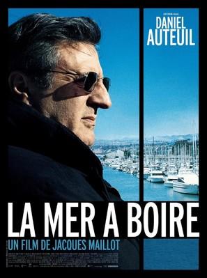 La mer à boire - French Movie Poster (thumbnail)