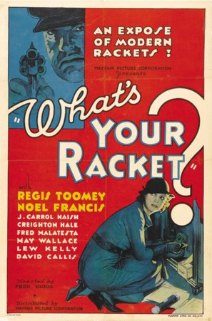 What's Your Racket? - Movie Poster (thumbnail)