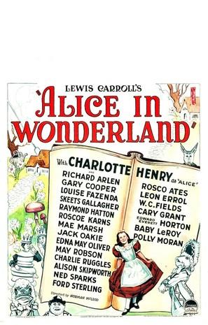 Alice in Wonderland - Movie Poster (thumbnail)