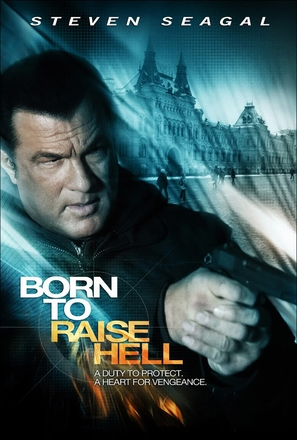 Born to Raise Hell - DVD movie cover (thumbnail)
