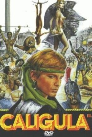Roma. L'antica chiave dei sensi - DVD cover (thumbnail)