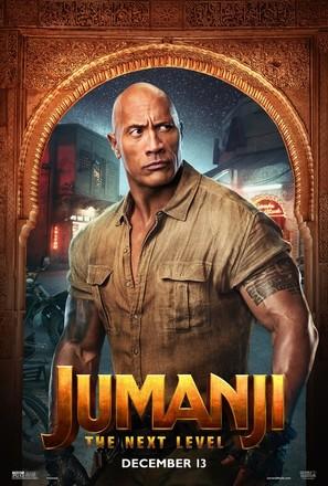 Jumanji: The Next Level - Movie Poster (thumbnail)